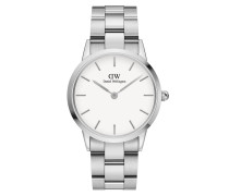 Uhr Iconic Link 36 mm Silver