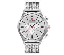 Uhr Men Watch Chrono Classic II Silver