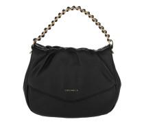 Julie Shoulder Bag Noir Satchel Bag