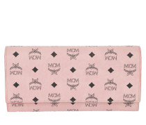 Visetos Original Flap Wallet Large Soft Pink