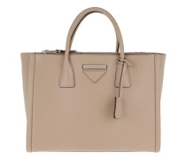 Concept Handle Bag Tote Leather Cammeo Tote