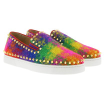Pik Boat Sneakers Multicolor Sneakers
