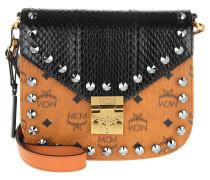 Patricia Exotic Shoulder Bag Small Black Tasche