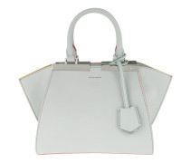 3Jours Tote Bag Mini Pearl Grey/Multi Tote