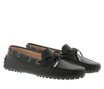 Loafers Rubber Nubs Black Schuhe