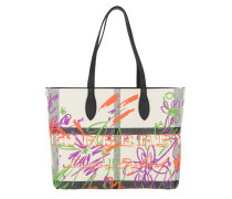 Doodle Tote White Tote