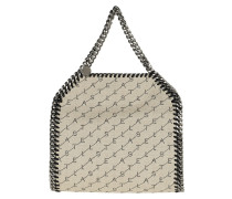 Tote Falabella Shoulder Bag Canvas Sand beige
