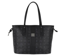 Shopper Project Visetos Reversible Shopper Medium Black grau