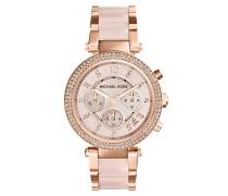 Parker Watch Rosé Armbanduhr