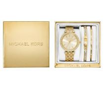 Darci Gift Set -Tone Armbanduhr