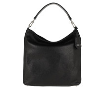 Hobo Bag Cervo Hobo Bag Black Nickel schwarz