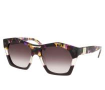 Sonnenbrille MCM664S Havana Violet