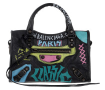 Mini City Graffiti Bag Black/Multi schwarz