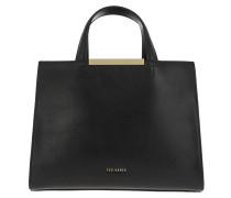 Madalyn Handle Bag Black Tote