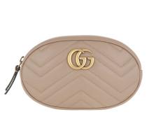 Gürteltasche GG Marmont Belt Bag Rose beige