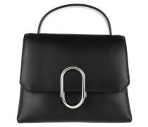 Umhängetasche Alix Mini Top Handle Satchel Bag Black schwarz