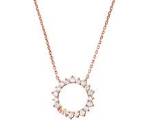 Halskette Kors Mk Necklace Rose Gold