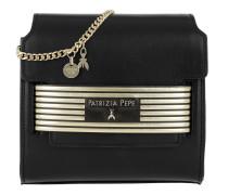 Chain Crossbody Bag Black/Gold Tasche