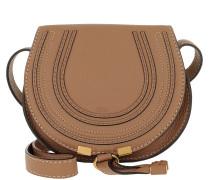 Umhängetasche Marcie Mini Shoulder Bag Leather Nut braun
