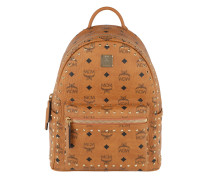 Rucksack Stark Outline Studs Backpack Small Cognac cognac