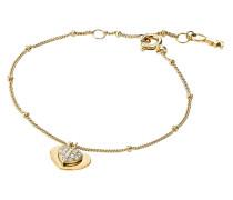 Armband MKC1118AN710 Love Heart Duo Bracelet Gold gold