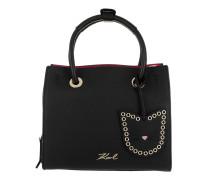 K/Karry All Mini Shopper Black Tasche