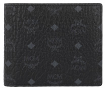 Portemonnaie Visetos Original Flap Wallet Black schwarz