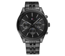 Uhr Men Multifunctional Watch Ashton Black