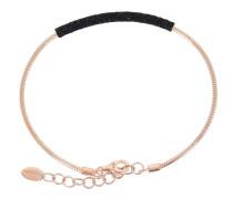 Schmuck Bracelet DNA Dust Black 750 Roségold-Plated roségold