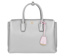 Milla Tote Medium Silver