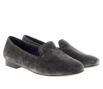 Velvet Coleena Flats Dress Grey Schuhe