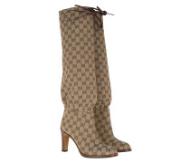 Boots GG Canvas Boots Beige beige