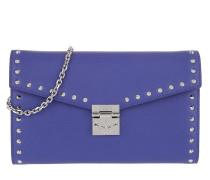 Umhängetasche Large Continental Wallet Spectrum Blue blau