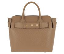 Tote The Belt Bag Tote Leather Beige beige