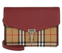 Umhängetasche Macken Crossbody Bag Crimson rot