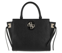 Open Road Society Satchel Black Satchel Bag