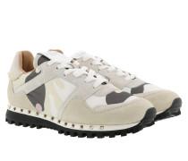 Rockrunner Sneaker Ivory Rose Grey Sneakers