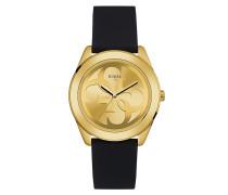 Uhr Women Quartz Watch G Twist Black
