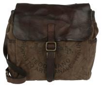 Shoulder Bag Textil/Cow V.Militare T/Moro+St.Nera