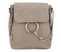 Faye Backpack Small Motty Grey Rucksack beige