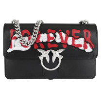 Love Me Tender Forever Shoulder Bag Nero Satchel