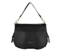 Janine Shoulder Bag Noir Shopper