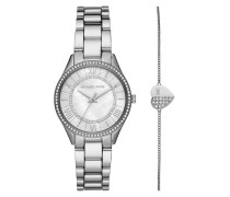 Uhr Watch Lauryn MK4509 Silver