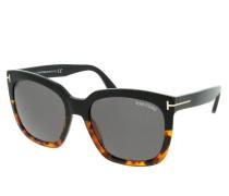 Sonnenbrille FT0502 5505A schwarz