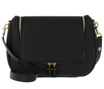Vere Soft Satchel Black Satchel Bag
