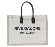 Rive Gauche Tote Lino/Noir Umhängetasche beige