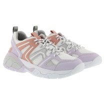 Sneakers Marlia Active Lady Leather Sneaker White/Soft Lilac/Coral