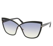 Sonnenbrille FT0715 6801B schwarz