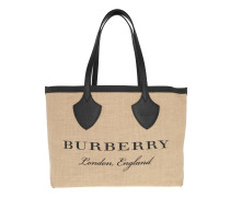 Carry-All Logo Tote Black Tote