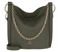 Bahar Hobo Bag Olive Green Hobo Bag